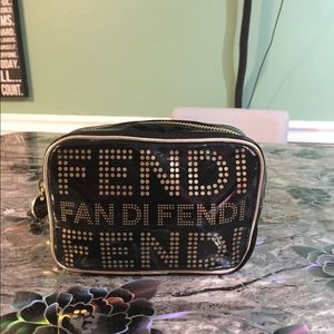 Fendi cosmetic small case
